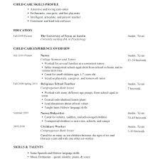 Nanny Job Description On Resume Sample Resume For Nanny Job Nanny Job Description Resume Sample