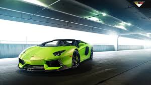 Green Lamborghini Aventador - ultra hd green lamborghini aventador ultra hd cars wallpapers
