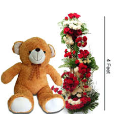 teddy bear floral arrangements u2013 pathofexilecurrency us