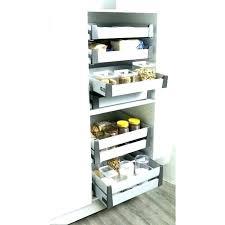 meuble cuisine tiroir meuble cuisine a tiroir interieur placard etagare coulissante