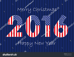 banner merry happy new year stock vector 330857258