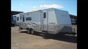 outback travel trailer floor plans 2003 keystone outback 26 u0027 travel trailer arizona rv consignment