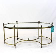 Brass Coffee Table by Hollywood Regency Brass Coffee Table U2013 Furniture Basix
