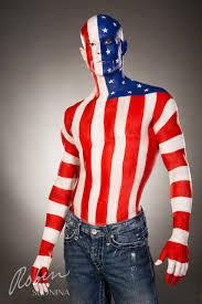How To Paint American Flag Skin City American Flag U2013 Robin Slonina