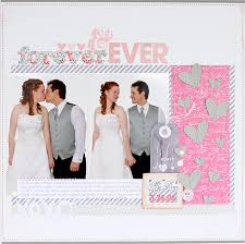 our wedding scrapbook paper pretty paper true stories and scrapbooking classes with
