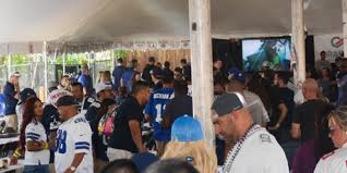 thanksgiving tailgate chargers at cowboys tickets thu