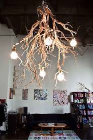 tree chandelier diy tree branch chandelier ideas branch chandelier chandeliers
