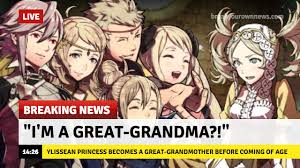 Meme French Grandmother - i m a great grandma fire emblem know your meme
