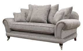 Pillow Back Sofas by Grey Finline Sofas Finline Furniture Colour Picker