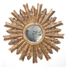 antique wall decor with gold sunburst mirror furniture aleksil com