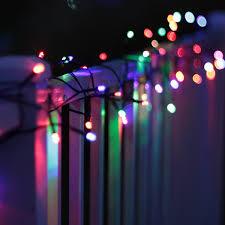color changing solar string lights 50 led bulb color changing solar string lights 22 ft solar and