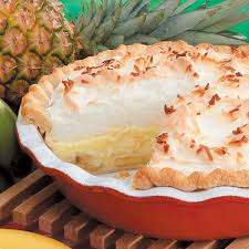 how to say happy thanksgiving in hawaiian hawaiian cream pie recipe taste of home