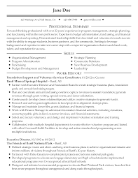 Resume Sample For Housekeeping Sample Resume Housekeeping Hospital Templates