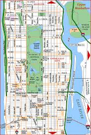 map of new york and manhattan map of new york and manhattan major tourist attractions maps