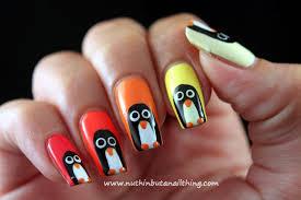 nuthin u0027 but a nail thing penguin nail art tutorial