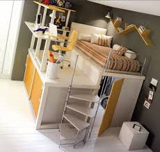 Space Saving Bedroom Ideas For Teenagers by Interior Design Small Space Decorating Shared Kids Room And