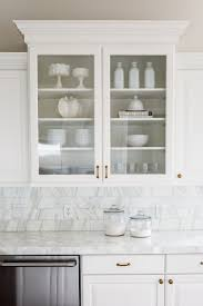 Carrara Marble Kitchen Backsplash Foothill Drive Project Kitchen And Kitchen Nook U2014 Studio Mcgee