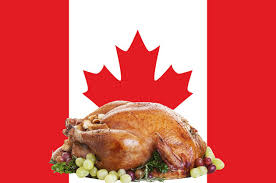 canadian thanksgiving dinner at shooters