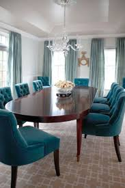 Teal Dining Room Chairs Excellent Best 25 Teal Dining Rooms Ideas On Pinterest Room For