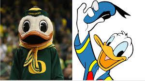 oregon u0027s duck mascot isn u0027t named u0027puddles u0027 but that u0027s an