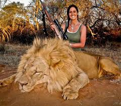 6 rich white people who get off on killing african wildlife alternet