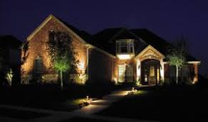 Landscape Lighting Houston Tx Houston Business Shares Outdoor Lighting Solutions With Photos Of