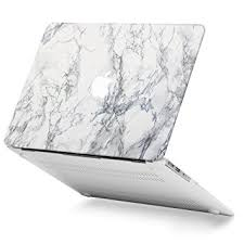 amazon black friday macbook amazon com gmyle white marble macbook air 13 inch case soft touch