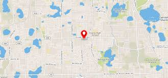 Orlando Fl Zip Code Map Hibiscus Place Apartments Orlando Fl 32808