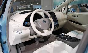nissan urvan interior car picker nissan leaf interior images