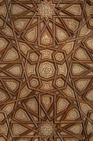 Door Pattern Photo 1166 14 Polygonal Pattern On A Door In Museum Of Islamic