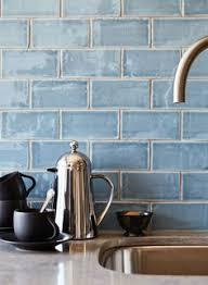 Backsplash Tile Ideas Beautiful Blue Handmade Tile Backsplash Cafe Collection 3