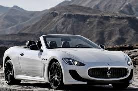 maserati spyder 2018 maserati grancabrio mc stradale revealed photos 1 of 5