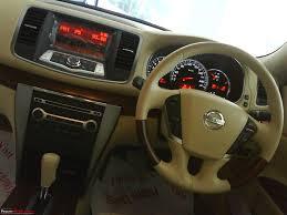 nissan sentra india price first drive nissan teana team bhp