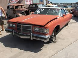 auto junk yard red deer 1975 pontiac grand ville 75po4979d desert valley auto parts