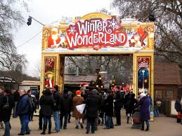 winter hyde park