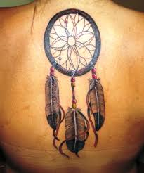 dreamcatcher meaning designs on back insigniatattoo com