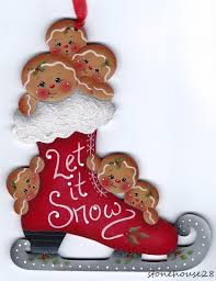 25 unique gingerbread ornaments ideas on gingerbread