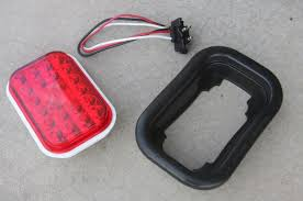 Jeep Tj Led Tail Lights Installing Flush Mount Led Taillights On A 2006 Jeep Wrangler