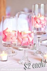 cheap table centerpieces wedding table centerpiece ideas on a budget utnavi info