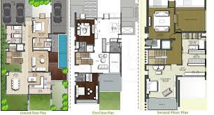 olympia group and dhoot group olympia enchante floor plan