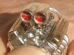 shotgun wedding ring we get our on those really cool engine rings