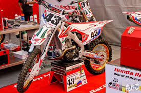 honda gbr best looking honda graphics moto related motocross forums