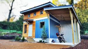 Small Home Design Charming Tiny House Designed By Wind River Tiny Homes Perfect