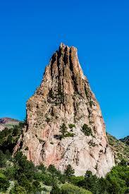 Garden Of The Gods Rock Formations Garden Of The Gods Rock Formation Colorado Stock Image Image