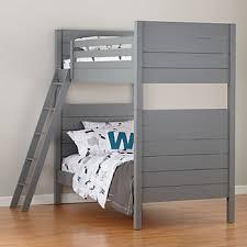 Kids Bunk Beds  Loft Beds The Land Of Nod - Land of nod bunk beds