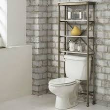 Make The Most Of A Small Bathroom Over The Toilet Shelf Small Bathroom Ideas 20 Ways To Make The