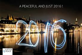 justice and peace wishes you a peaceful and just 2016