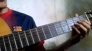 belajar kunci gitar seventeen jaga selalu hatimu intro intro jaga slalu hatimu akustik tutorial youtube