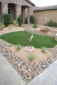 Desert Backyard Landscape Ideas Best Low Maintenance Front Yard Landscaping Ideas Pictures With