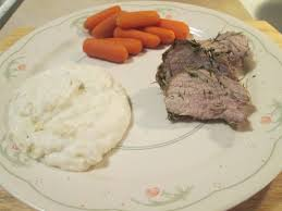 pork loin my meals are on wheels